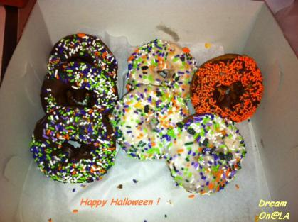 HW Donuts w