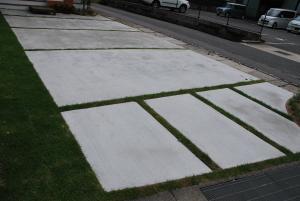 車庫 コンクリート