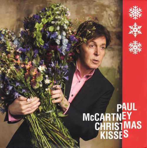 Paul McCartney - Christmas Kisses Front