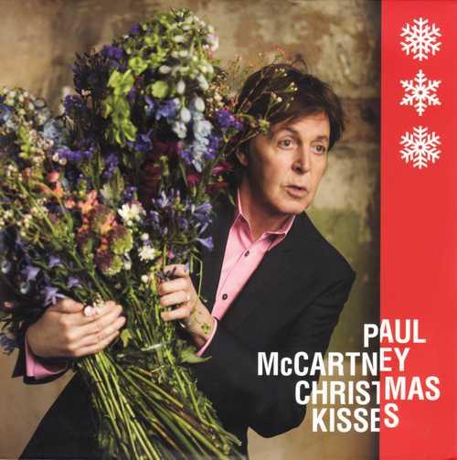 Paul McCartney - Christmas Kisses Front