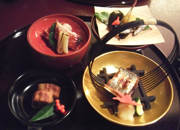 わんこ膳 1月 焼き魚等