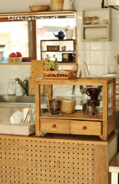 キッチン(リビングから)2
