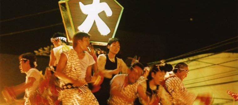 三島 夏祭り しゃぎり
