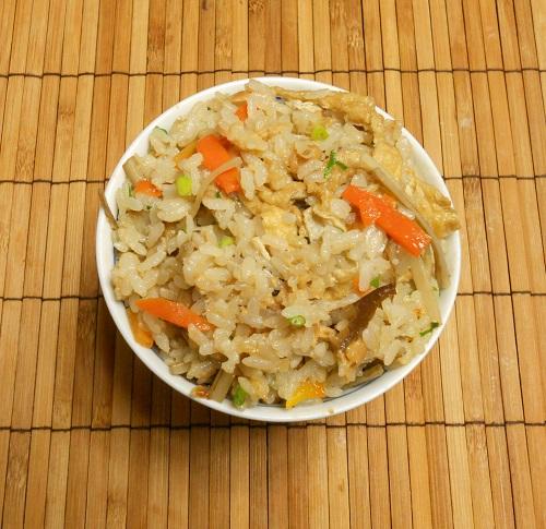 納豆炊き込みご飯7