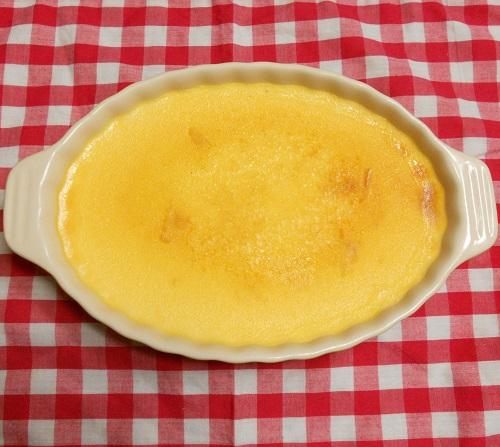 魔法のクリームチーズプリン9