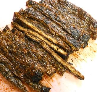 まぶし鰻風油あげご飯8