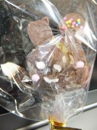 くまさんチョコレート