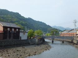 東洋紡績赤レンガ倉庫跡 周辺