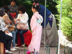 マイントピア別子 芍薬祭り