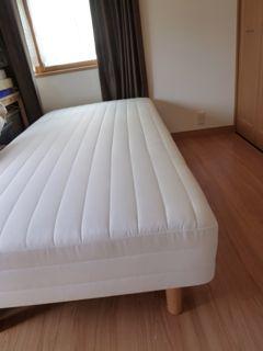 ベッド設置2012.9