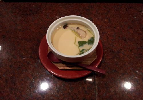 回転寿司・茶碗蒸し