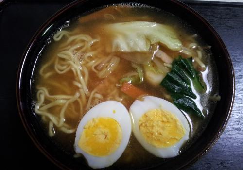 マルちゃん正麺・味噌味