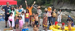 親子合宿2011集合写真アップ