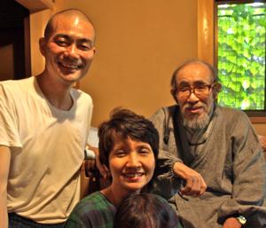 20120720 島袋さん吉村先生と