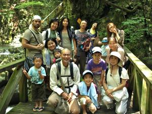 20120727 乙女渓谷集合写真