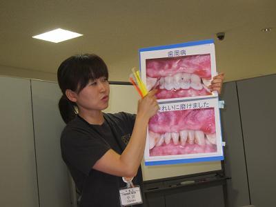 IMG_5265 ⑩ 正しい歯磨きを