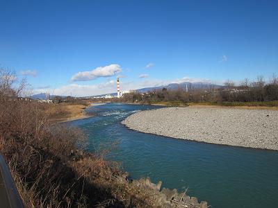 IMG_0201 ⑩ 新春の利根川