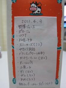 ぽりさん日記-防災キット①