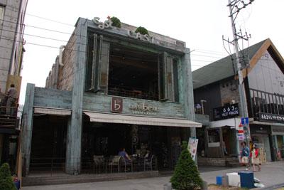 Caffe Bene ロデオ店