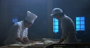 パルボン先生最後のパン作り