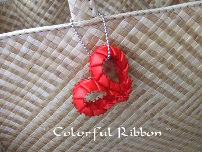 2012.06.15 heart bag charm