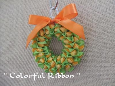 2012.09.09 tsubomi wreath