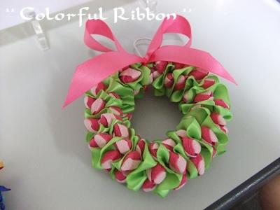 2012.09.02 tsubutsubu mini wreath 2012 sample