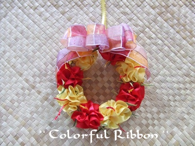 2012.09.26 Hibiscus Wreath