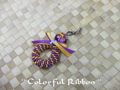 4round weave strap