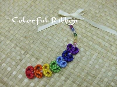 Rainbow Heart Charm