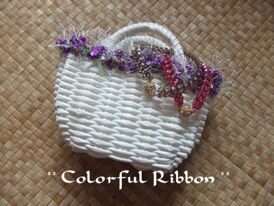 mini basket & bracelet