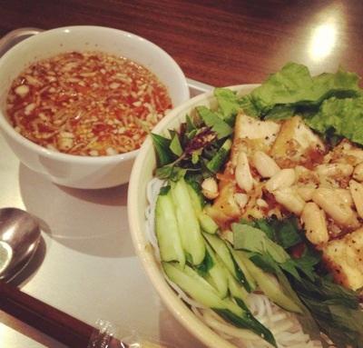 ベトナムつけ麺