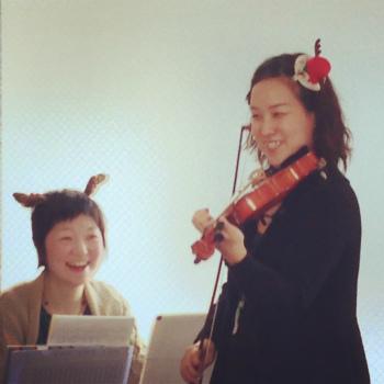 皆川さんヴァイオリン2