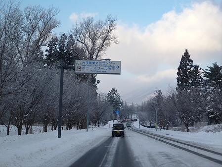 県立大学付近(2012.12.12)