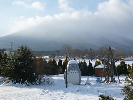 トトロの家01(2012.12.12)
