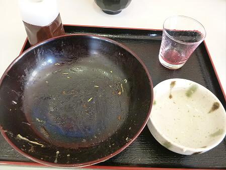 道の駅にしね 熔岩流みそかつ丼15(2012.12.18)