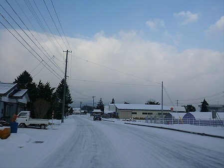 平笠の道路01(2012.12.21)