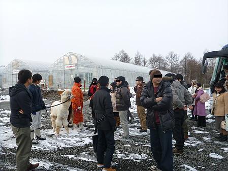 IGR婚活ツアー23(2012年12月23日)