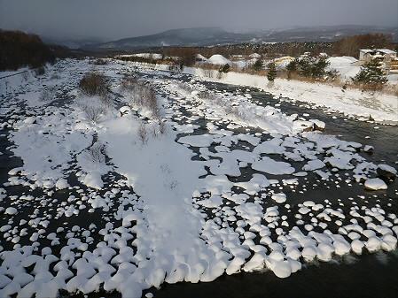刈谷橋からの松川01(2013.1.5)