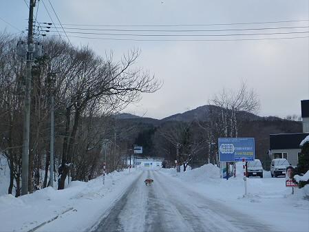 コマクサファーム付近01(2013.1.19)