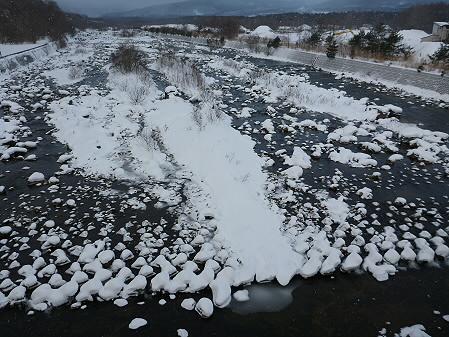 刈谷橋からの松川01(2013.1.19)