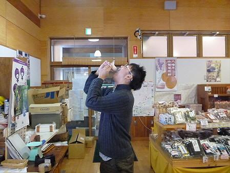 恵み工房のいちご大福09(2013.1.26)