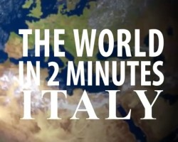 The World in 2 Minutes Italy