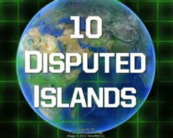 10 Highly Disputed Islands
