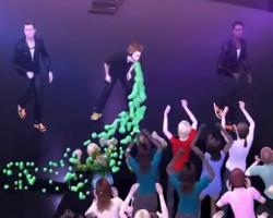 Justin Bieber throws up during concert video vomit