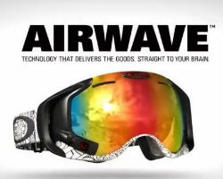 Oakley Airwave Goggles HD