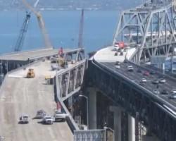Bay Bridge Construction Time-Lapse, 2009-2012