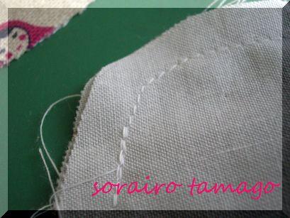 縫いやすい