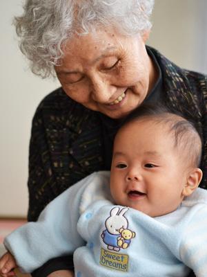 釧路のおばーちゃんとワト