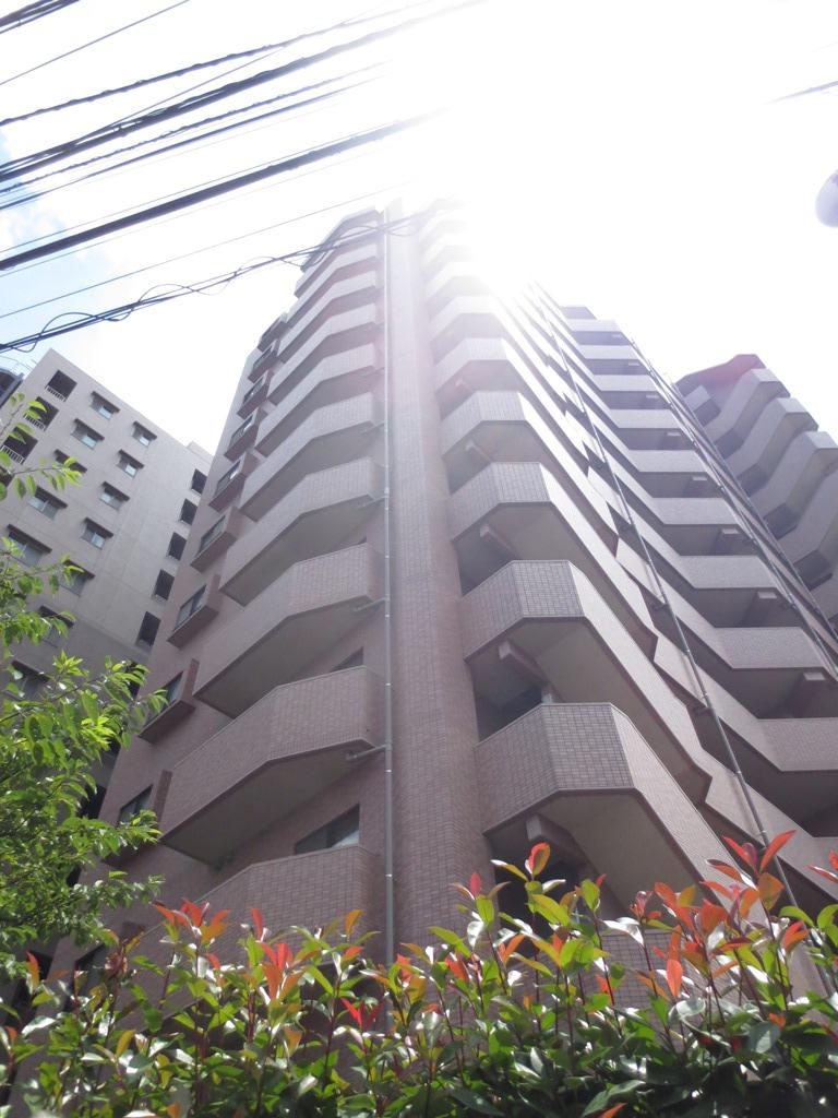 ハイホーム入谷外観写真